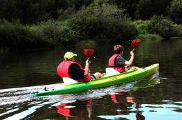 Bardo Atrakcja Spływ kajakowy Ski-Raft